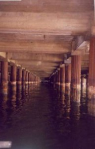 marine jetty survey